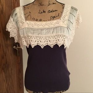 Beautiful Stylish Top by Knitted & Knotted